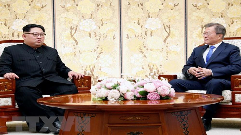 Hàn Quốc nêu lý do cuộc gặp thượng đỉnh liên Triều thành công